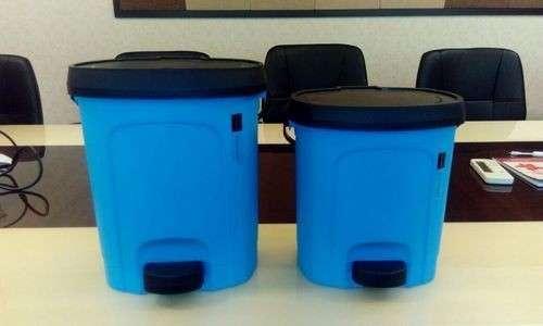 Plastic Paddle Bin in Indore